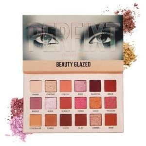 NEW! 18 Color Beauty Glazed Eyeshadow Palette